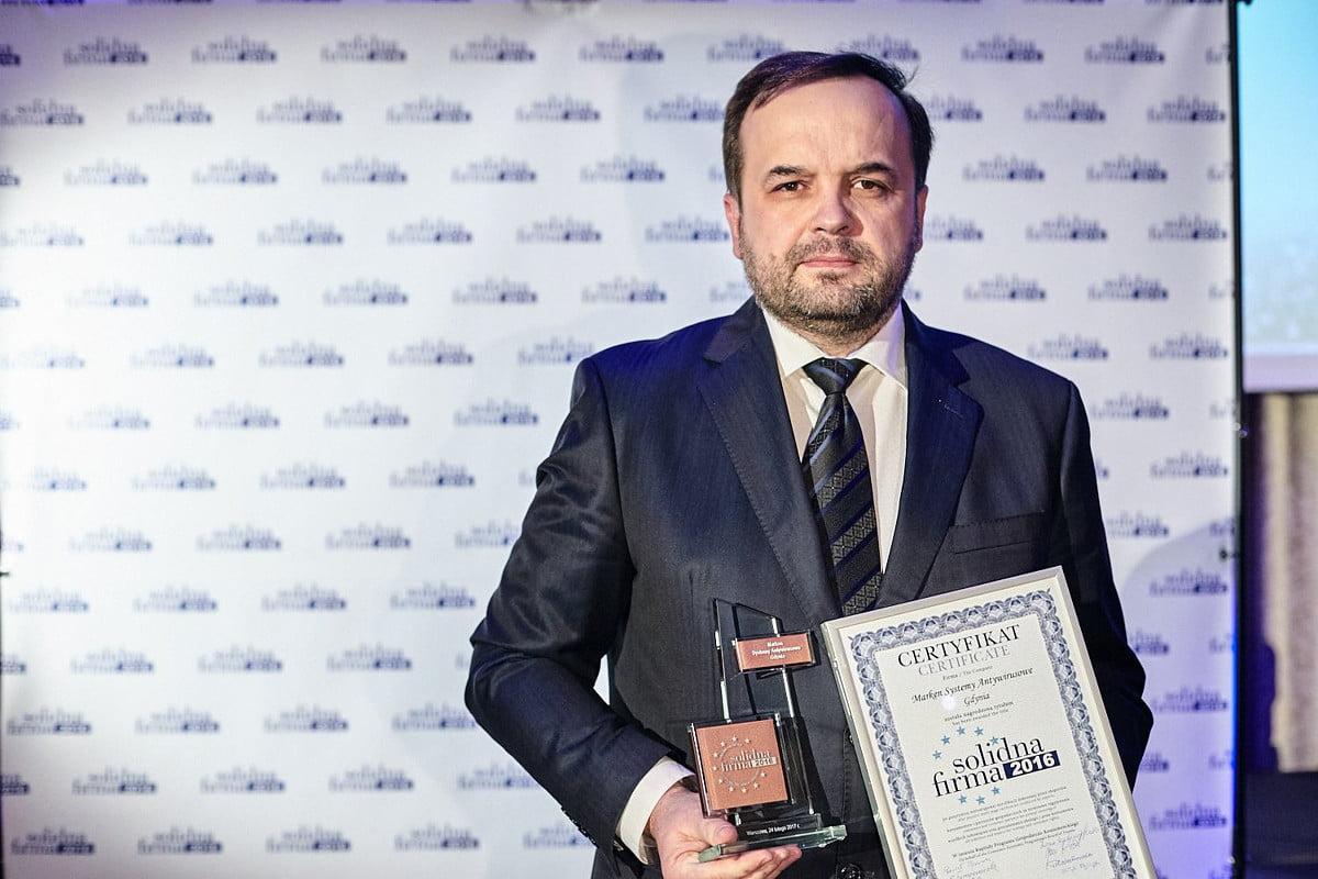 SolidnA firma nagroda
