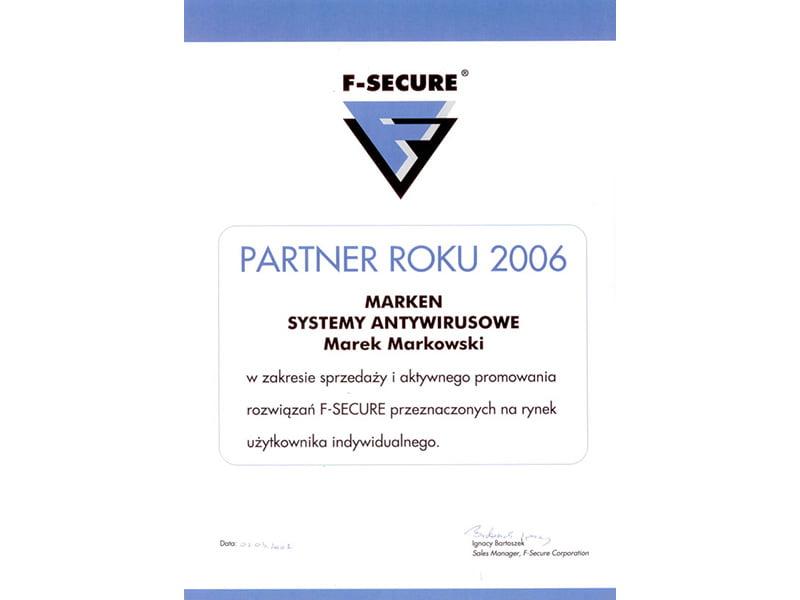 certyfikatfsecure2006