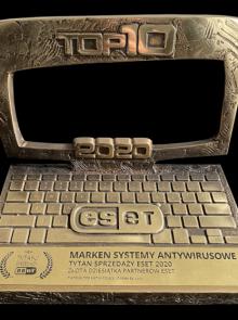Firma Marken Tytanem Sprzedaży ESET
