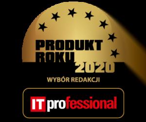 Bitdefender - Produkt Roku 2020 - nagroda IT Professional