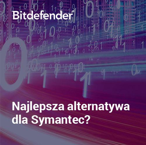 Zamień Symantec na Bitdefender Gravityzone