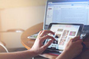 Tablet i laptop