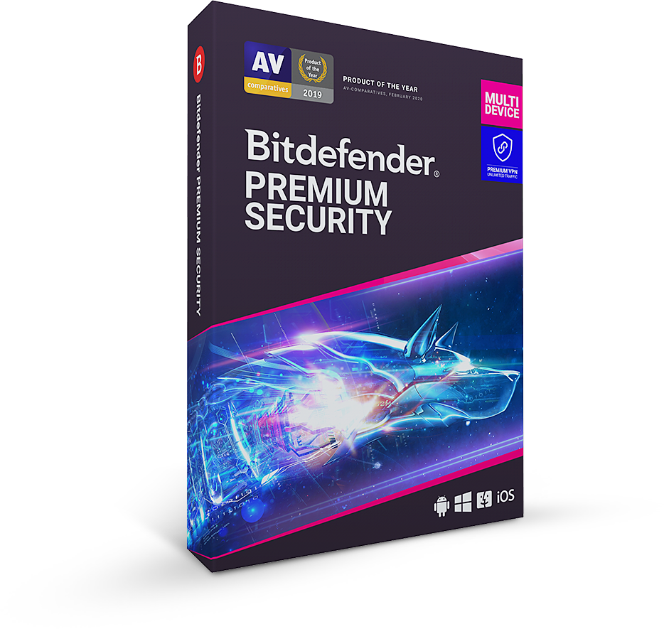 Bitdefender Premium Security