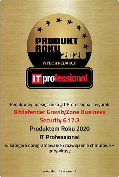 Bitdefender Produkt Roku IT Professional